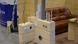 Осуществление электромонтажа в деревянном доме