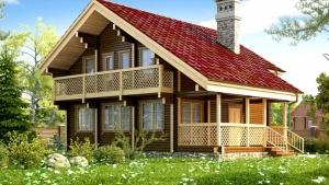Мифы и заблуждения о домах из клееного бруса: Часть 1
