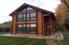 Готовый дом по проекту СП-265