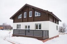 Готовый дом по проекту КД-225