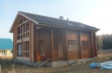 Готовый дом по проекту СП-237