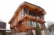 Готовый проект уникального дома 5 уровней