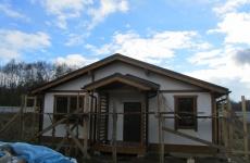 Готовый дом по проекту ПБ-100