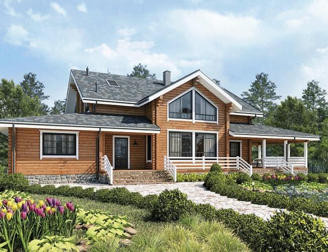 Индивидуальный дом 485 кв.м.