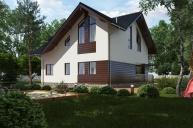 Проект дома KV-236