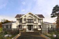 Индивидуальный проект дома 745 м2