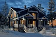 Индивидуальный проект дома ИП-240