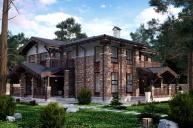 Индивидуальный дом 401 м²