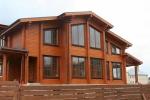 Проект индивидуальный дом из бруса 370 м2