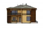 Индивидуальный дом 340 кв.м.