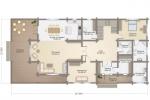 Индивидуальный дом 540 кв.м.
