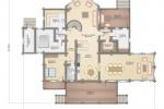 Индивидуальный дом 470 м2