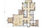 Индивидуальный дом 293 кв.м.