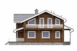 Индивидуальный проект дома 363 кв.м.