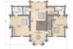 Индивидуальный проект дома 271 кв.м.