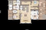 Индивидуальный дом 473 м2
