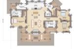 Индивидуальный дом 232 м²