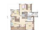 Индивидуальный дом 300 м²
